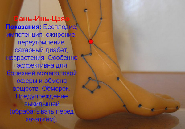 Акупунктура Ноги Похудение. Эффективность китайского точечного массажа для похудения